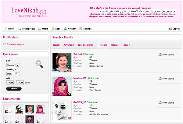munich muslim personals Craigslist provides local classifieds and forums for jobs, housing, for sale, personals, services, local community, and events.